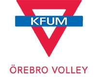 Kfum Örebro Volley logo